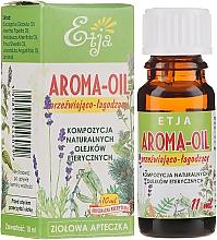 Parfémy, Parfumerie, kosmetika Kompozice přírodních éterických olejů - Etja