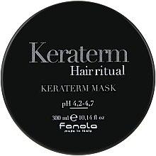 Parfémy, Parfumerie, kosmetika Regenerační maska pro poškozené vlasy - Fanola Keraterm Mask