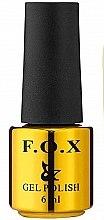 Parfémy, Parfumerie, kosmetika Gel-lak na nehty - F.O.X Gel Polish Sugar Collection