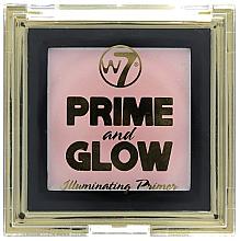 Parfémy, Parfumerie, kosmetika Rozjasňující podkladová báze - W7 Prime and Glow Illuminating Primer