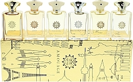 Parfémy, Parfumerie, kosmetika Amouage Miniature Classic Collection Man - Sada miniatur (edp/6x7.5ml)