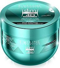 Parfémy, Parfumerie, kosmetika Anticelulitidní maska na tělo - Eveline Cosmetics Slim Extreme 4D Body Mask