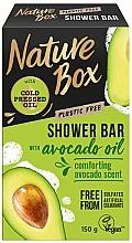 Parfémy, Parfumerie, kosmetika Přírodní tvrdé mýdlo - Nature Box Avocado Oil Shower Bar