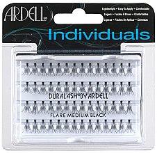 Parfémy, Parfumerie, kosmetika Umělé řasy - Ardell Individuals Flare Lashes Medium Black