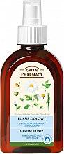 Parfémy, Parfumerie, kosmetika Bylinný vlasový elixír - Green Pharmacy