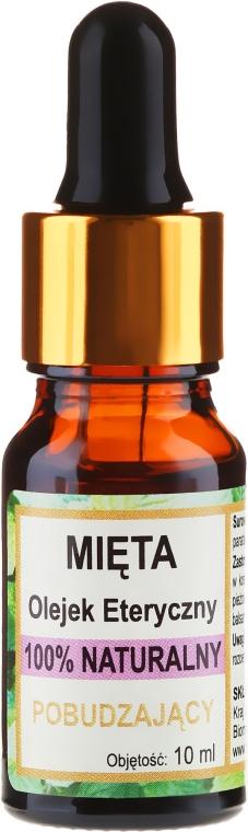 """Přírodní esenciální olej """"Máta"""" - Biomika Mint Oil"""