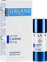 Parfémy, Parfumerie, kosmetika Sérum- koncentrát na obličej s kofeinem - Orlane Supradose Concentrate Caffeine Detoxifying