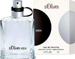 Parfémy, Parfumerie, kosmetika S.Oliver Men - Toaletní voda