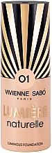 Parfémy, Parfumerie, kosmetika Make-up s rozjasňujícím efektem - Vivienne Sabo Lumiere Naturelle Luminous Foundation