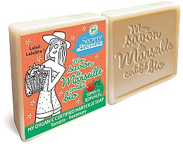 Parfémy, Parfumerie, kosmetika Sada mýdel - Secrets De Provence My Marseille Soap Tomato-Rosemary (2x100g) (2 x 100 g)