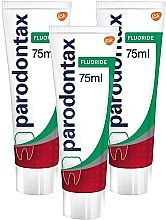 Parfémy, Parfumerie, kosmetika Sada - Parodontax Fluoride