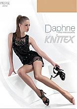Parfémy, Parfumerie, kosmetika Dámské punčocháče Daphne 15 Den, beige - Knittex