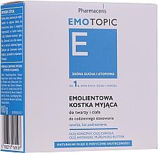 Parfémy, Parfumerie, kosmetika Mýdlo pro suchou a atopickou pokožku - Pharmaceris E Emotopic Soap