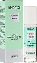 Parfémy, Parfumerie, kosmetika Krém na oční víčka - BingoSpa Lift Up Smooths Brightens Under Eye