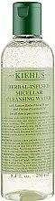 Parfémy, Parfumerie, kosmetika Micelární voda s bylinami - Kiehl`s Herbal-Infused Micellar Cleansing Water