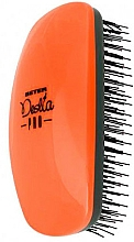 Parfémy, Parfumerie, kosmetika Masážní kartáč na vlasy, oranžový - Beter Deslia Pro