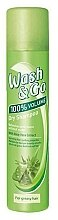 Parfémy, Parfumerie, kosmetika Suchý šampon pro mastné vlasy s extraktem z aloe - Wash&Go
