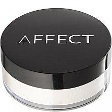 Parfémy, Parfumerie, kosmetika Fixační pudr - Affect Cosmetics Fixing Powder Fix&Matt