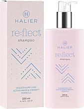 Parfémy, Parfumerie, kosmetika Šampon na ochranu barvy barvených vlasů - Halier Re:flect Shampoo