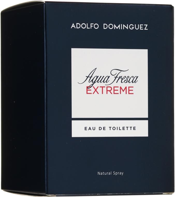 Adolfo Dominguez Agua Fresca Extreme - Toaletní voda — foto N1