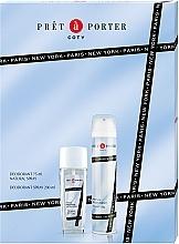 Parfémy, Parfumerie, kosmetika Coty Pret-a-Porter - Sada (deo/spray/75ml+deo/200ml)