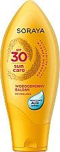 Parfémy, Parfumerie, kosmetika Voděodolný hydratační opalovací balzám - Soraya Sun Care Waterproof Sun Balm SPF30