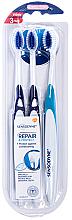 Parfémy, Parfumerie, kosmetika Sada zubních kartáčků, extra měkké - Sensodyne Repair Protect Extra Soft Triopack