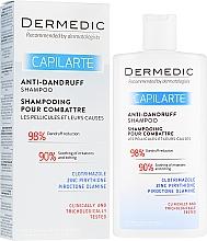Parfémy, Parfumerie, kosmetika Šampon proti lupům - Dermedic Capilarte Shampoo