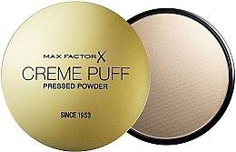 Parfémy, Parfumerie, kosmetika Kompaktní pudr (verze bez houby) - Max Factor Creme Puff Pressed Powder