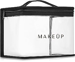"""Parfémy, Parfumerie, kosmetika Silikonová kosmetická taštička """"Allvisible"""" 17x15x15cm - MakeUp"""