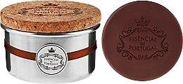 Parfémy, Parfumerie, kosmetika Přírodní mýdlo - Essencias De Portugal Tradition Aluminum Jewel-Keeper Ginja
