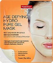 Parfémy, Parfumerie, kosmetika Hydrogelová maska proti stárnutí obličeje - Purederm Age Defying Hydro Pure Gel Mask