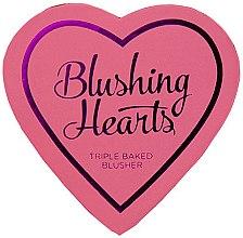 Parfémy, Parfumerie, kosmetika Tvářenka - I Heart Revolution Blushing Hearts Blusher