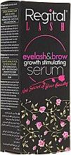 Parfémy, Parfumerie, kosmetika Sérum pro růst řas a obočí - Regital Lash Eyelash & Brow Growth Stimulating Serum