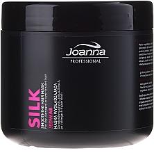Parfémy, Parfumerie, kosmetika Maska na vlasy efektem hedvábí - Joanna Professional