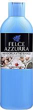 Parfémy, Parfumerie, kosmetika Sprchový gel - Felce Azzurra Almond And White Tea Shower Gel