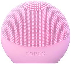 Parfémy, Parfumerie, kosmetika Čisticí náhradní hlavice ke kartáčku na obličej - Foreo Luna Play Smart 2 Tickle Me Pink