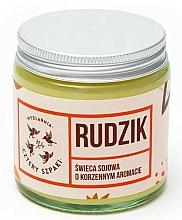 Parfémy, Parfumerie, kosmetika Aromatická svíčka Červenka obecná - Cztery Szpaki