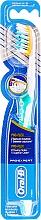 Parfémy, Parfumerie, kosmetika Zubní kartáček, 38 středně tvrdý, zelený - Oral-B Pro-Flex Medium