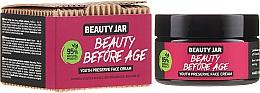 Parfémy, Parfumerie, kosmetika Pleťový krém proti stárnutí - Beauty Jar Beauty Before Age Youth Preserve Face Cream