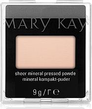 Parfémy, Parfumerie, kosmetika Kompaktní minerální prášek - Mary Kay Sheer Mineral Pressed Powder