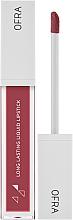 Parfémy, Parfumerie, kosmetika Tekutá rtěnka - Ofra x Madison Long Lasting Liquid Lipstick