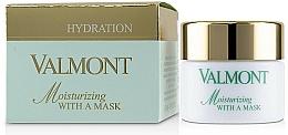 Parfémy, Parfumerie, kosmetika Hydratační maska na obličej - Valmont Moisturizing With A Mask