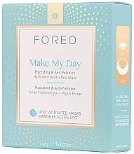 Parfémy, Parfumerie, kosmetika Ochranná obličejová maska s hydratačním účinkem - Foreo Ufo Make My Day Mask