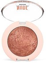 Parfémy, Parfumerie, kosmetika Oční stíny - Golden Rose Nude Look Eyeshadow
