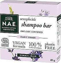 Parfémy, Parfumerie, kosmetika Tuhý šampon - N.A.E. Semplicita Daily Usage Shampoo Bar
