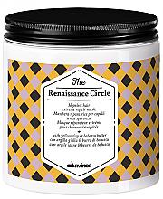 Parfémy, Parfumerie, kosmetika Obnovující maska pro silně poškozené vlasy - Davines The Renaissance Circle Hair Mask