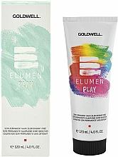 Parfémy, Parfumerie, kosmetika Barva na vlasy - Goldwell Elumen Play Semi-Permanent Hair Color Oxydant-Free