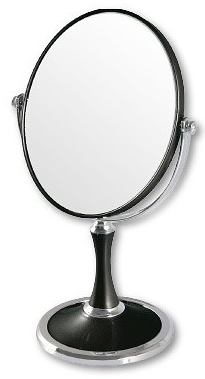 Oboustranné kosmetické zrcátko, 85659 - Top Choice