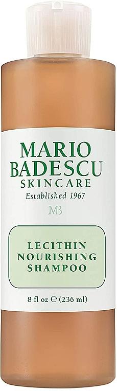 Vyživující vlasový šampon - Mario Badescu Lecithin Nourishing Shampoo
